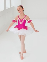 Costume for 5 Positions All in a Row (from RevolutionDance.com)